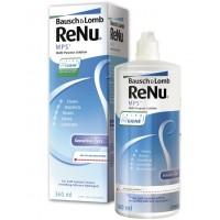 Раствор RENU MPS для чувствительных глаз (360мл)