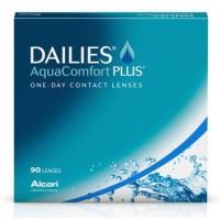 DAILIES Aqua Comfort Plus (90pk)