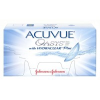 ACUVUE OASYS with HYDRACLEAR Plus (6шт)