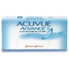 ACUVUE ADVANCE with HYDRACLEAR (6шт)